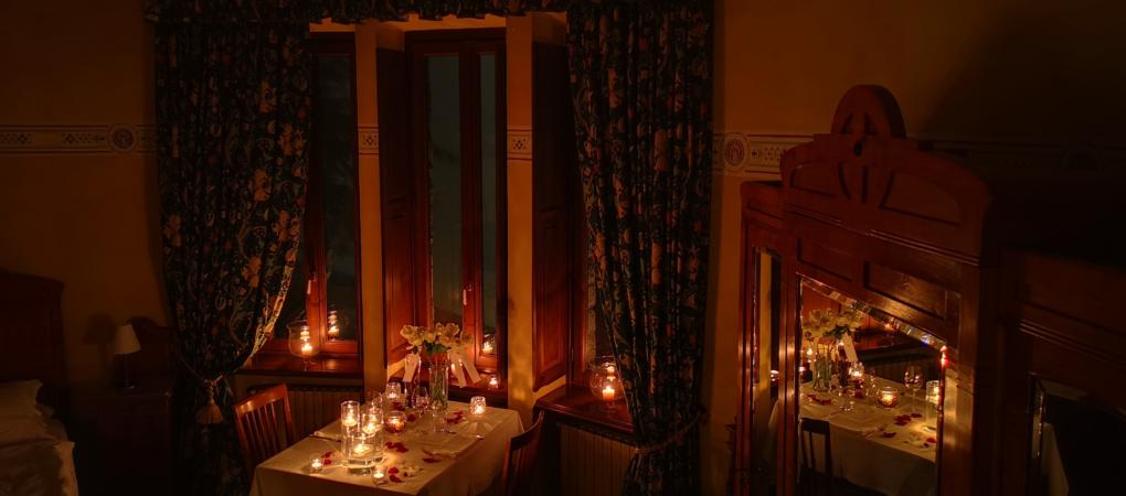 Lusso di Coppia, una notte Romantica | Hotel Al Borducan Varese
